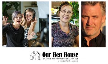 Episode 364: Allison Rivers Samson & Michelle Cehn, Julian Nicholson, and Atania Gilmore