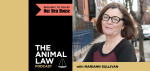 Animal Law Podcast #21: Delcianna J. Winders and the Case Against the USDA