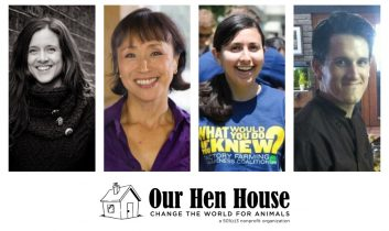 Episode 382: Jo-Anne McArthur; and Miyoko Schinner, Kyle Knies, and Katie Cantrell