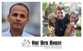 Episode 387: Harish Sethu;  Scarlett Ortega and Olivia Rivers Samson