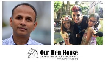Episode 387: Harish Sethu;  Scarlett Ortega and Olivia Rivers Samson