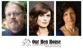 Episode 393: Tom Regan, Emily Deschanel, & Sherry Colb!