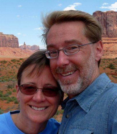 Matt Ball and Anne Green