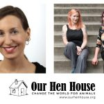 Episode 398: Dr. Melanie Joy, Driftwood Magazine's Holly Feral & Michele Truty