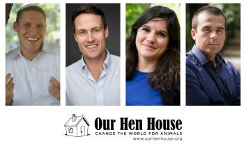 Episode 399: Rabbi Dr. Shmuly Yanklowitz, Lewis Bollard, Sharon Nunez & Jose Valle!