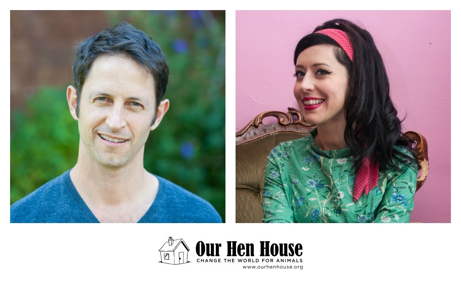 Episode 407: Ari Nessel and Nicole Georges