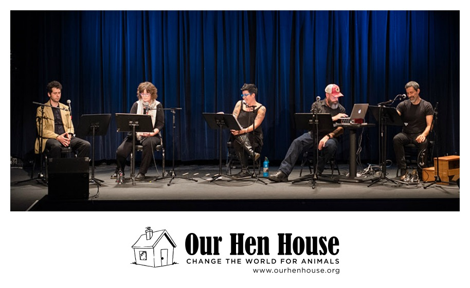 Episode 410: Sanctuary, A Radio Play Recorded Live in NYC!