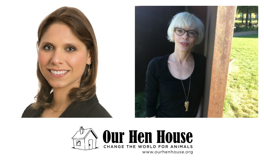 Episode 411: Julie Sinistore and A. Marie Houser