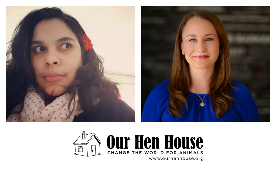Episode 415: Julia Feliz-Brueck and Ingrid Taylor
