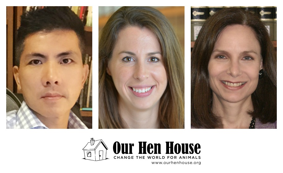 Episode 416: Dr. Peter Li and Taimie Bryant & Cheryl Leahy