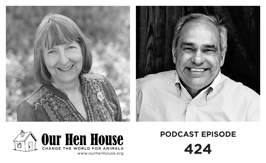 Episode 424: Carol Adams and Bill Crain