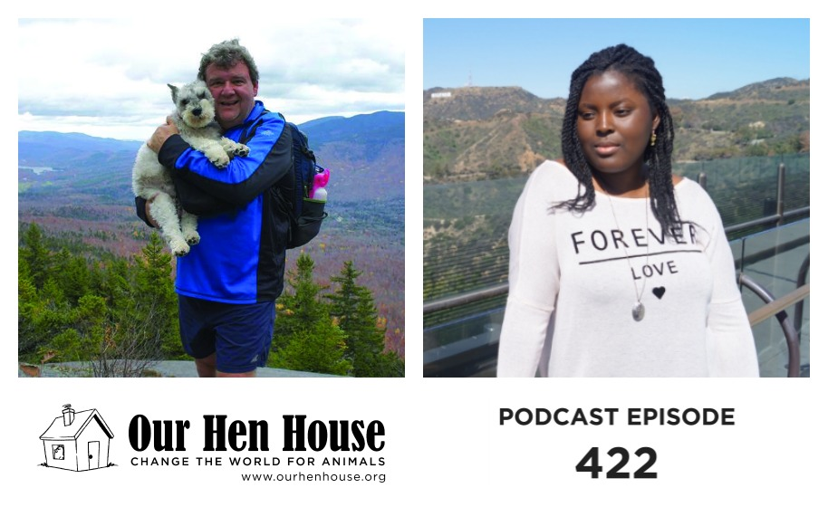 Episode 422: The Old Dog Who Chose To Live and The Vegan Nigerian