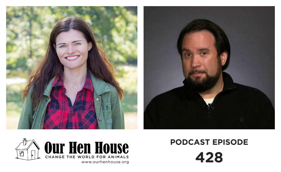 Episode 428: Rachel McCrystal and Charles Camosy