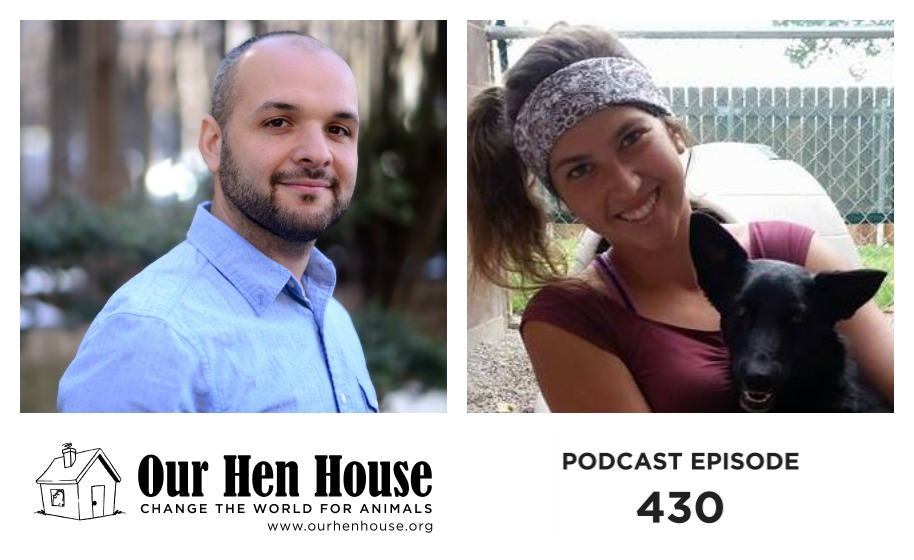 Episode 430: Garrett Broad and Uma Graham