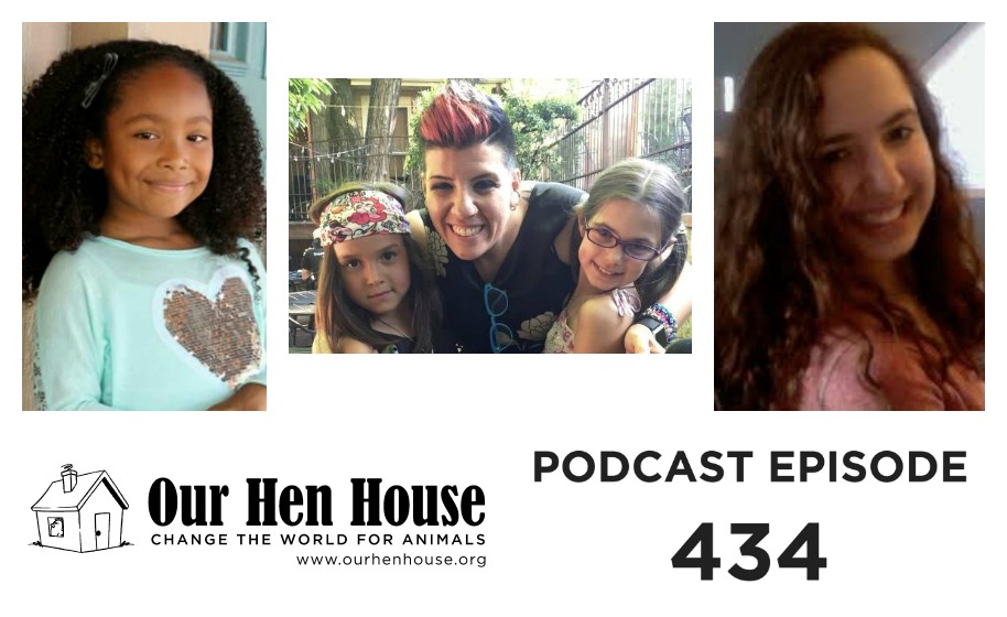 Episode 434: Best of OHH Youth Interviews with Genesis Butler, Chloe Falkenheim, Scarlett Ortega, Olivia Rivers Sampson, and Ruby Bird Hooten