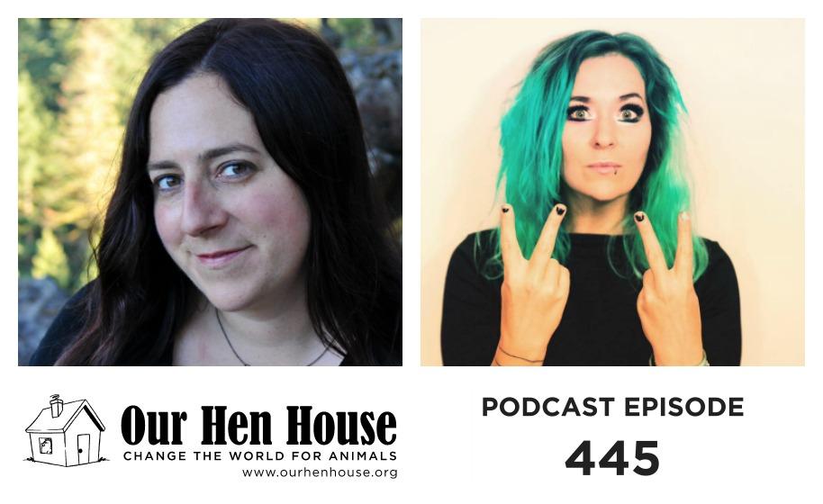 Episode 445: Stephanie Feldstein and Queen V