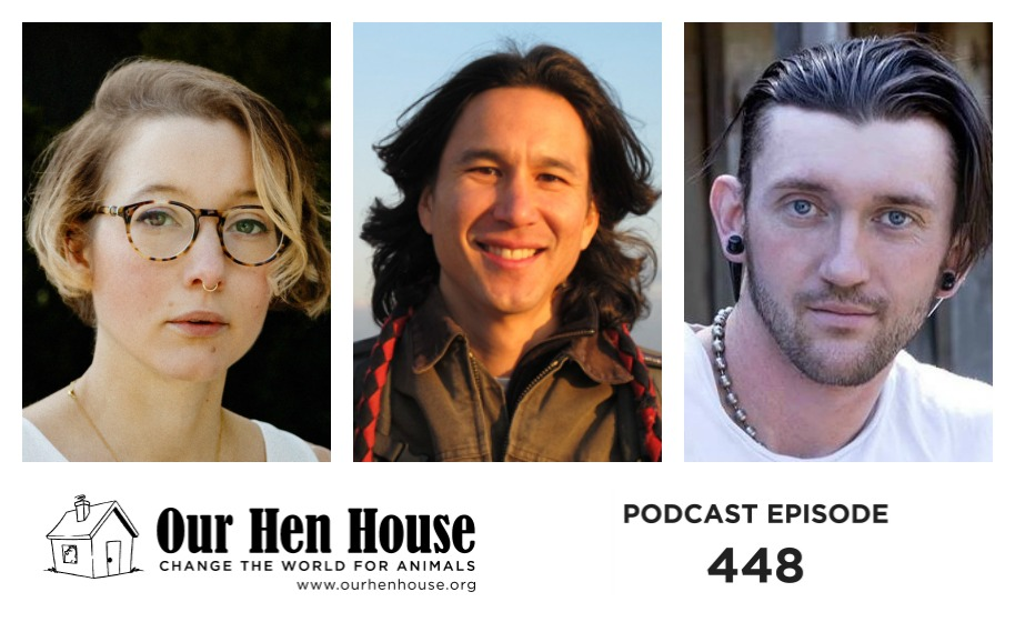 Episode 448: Best Of Undercover Investigations with Liz Pachaud, Timothy Pachirat, and TJ Tumasse