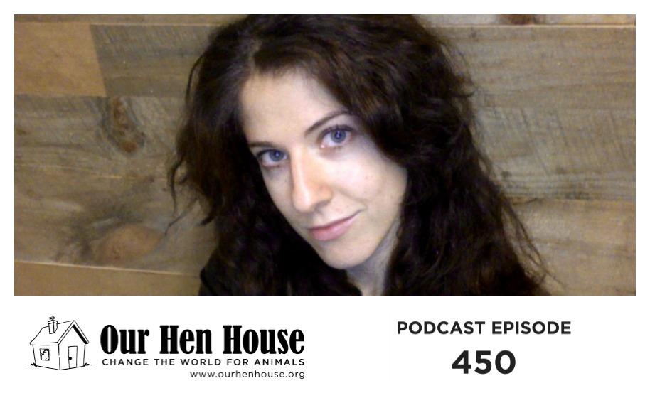 Episode 450: Rachel Krantz