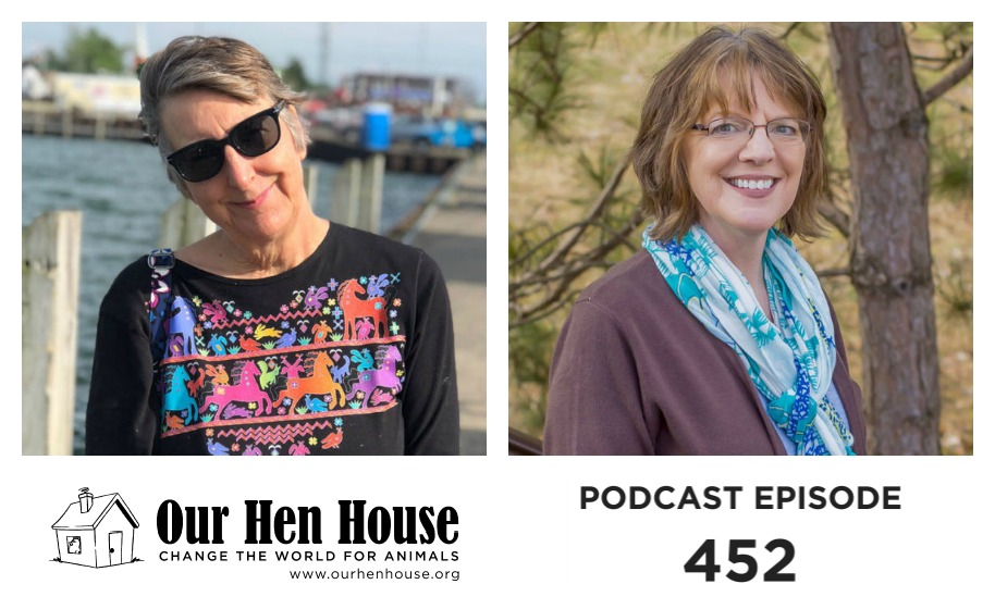 Episode 452: Carol J. Adams & Ginny Messina