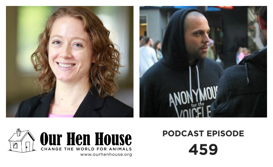 Episode 459: Kristie Sullivan and Paul Bashir