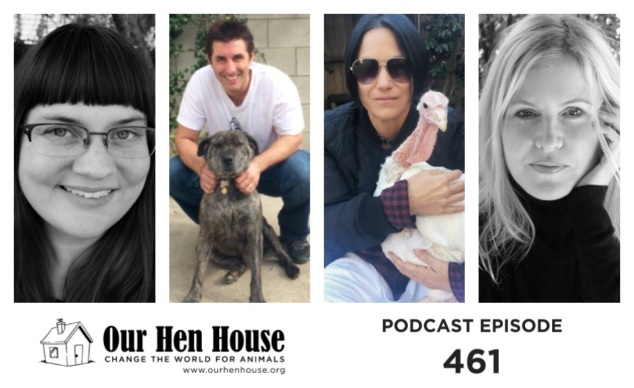 Episode 461: Katie Gillespie, Steve Spiro, Donna Dennison and Natalie Ford