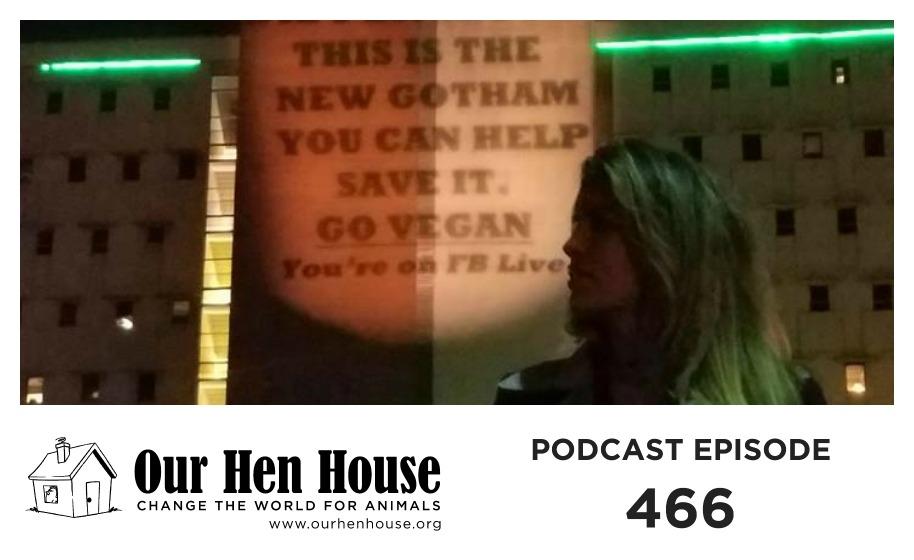 Episode 466: Vegan Batgirl