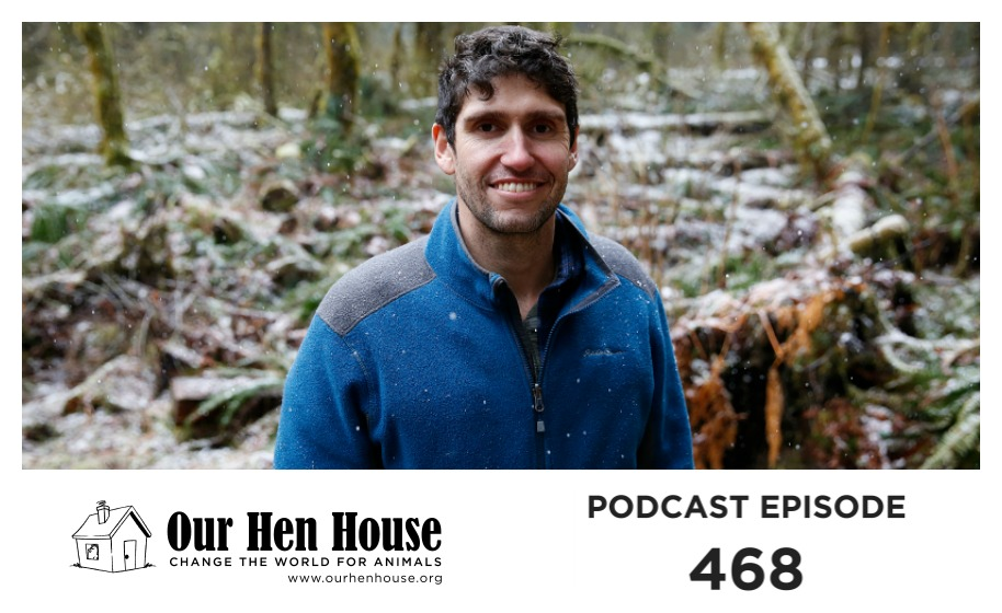 Episode 468: Ben Goldfarb