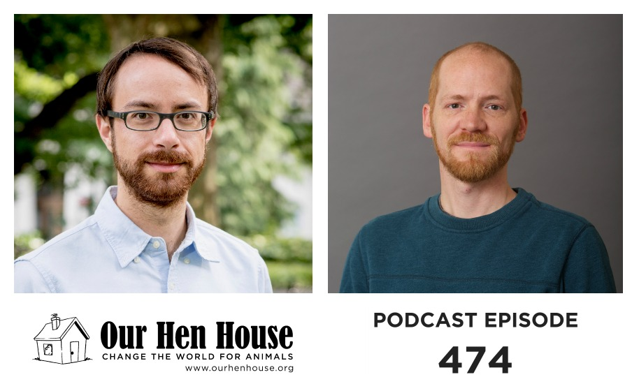 Episode 474: Christopher Schlottmann and Jeff Sebo