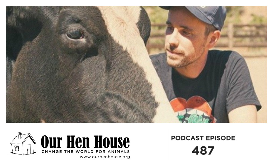 Episode 487: Asher Brown on Promoting Veganism with Media and Parties