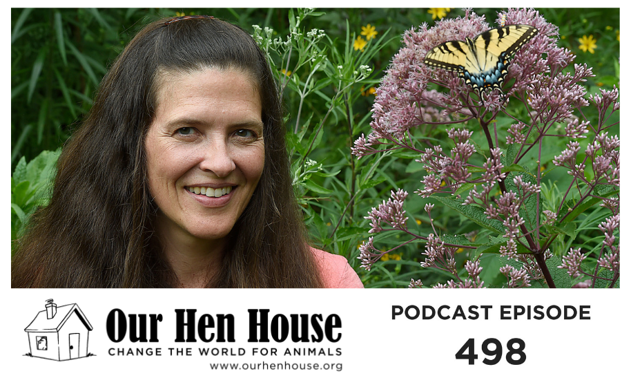 Episode 498: Nancy Lawson on Humane Gardening