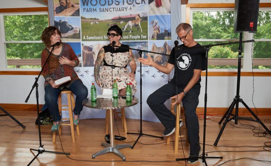 OHH Bonus Content: A Q&A with Gene Baur Live from Woodstock Farm Sanctuary!