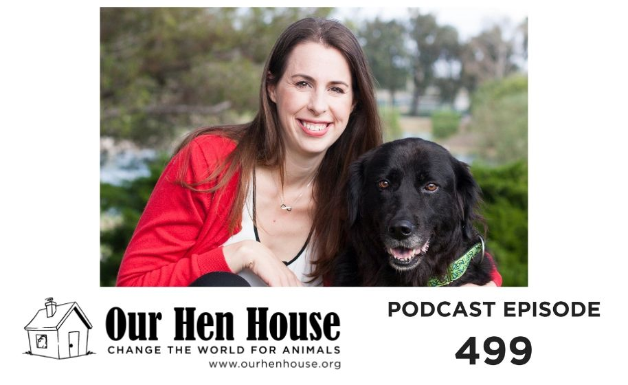 Episode 499: Cheryl Leahy on the Impact of Factory Farm Investigations