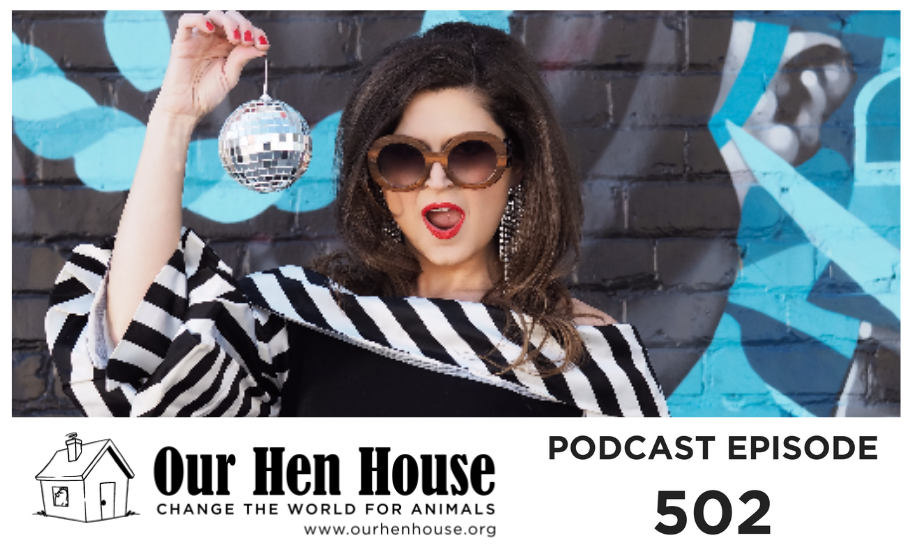 Episode 502: Angela Lovell on Animals, Psychic Energy, and Empaths