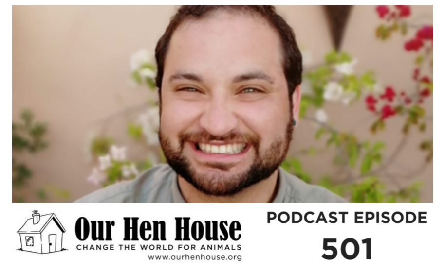 Episode 501: Dr. Trent Grassian on His Research into Vegan Campaigns