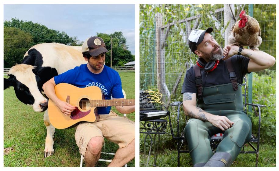OHH Bonus Content: How John and Michael Spent Their Vegan Summer Vacations