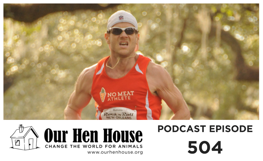 Episode 504: Josh LaJaunie Wants To Take You From Sick To Fit