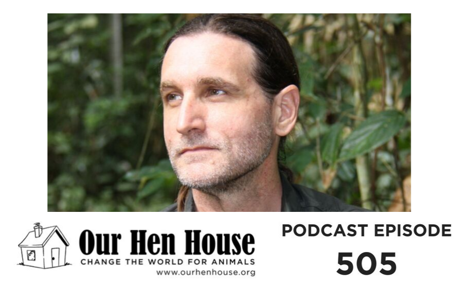 Episode 505: Leif Cocks on Creating Better Lives for Orangutans