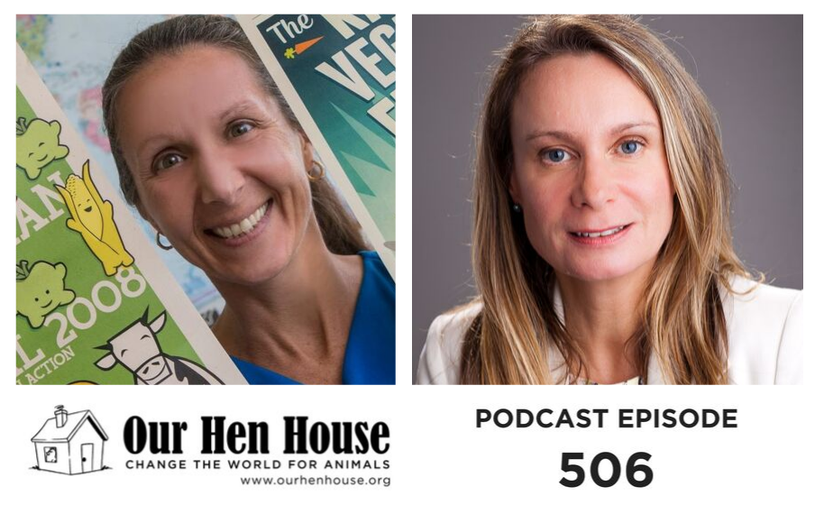 Episode 506: Animal-Friendly Investing with Brenda Morris and Claire Smith