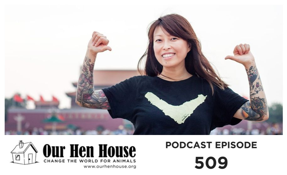 Episode 509: Grace Han on the Growing Vegan Movement in China