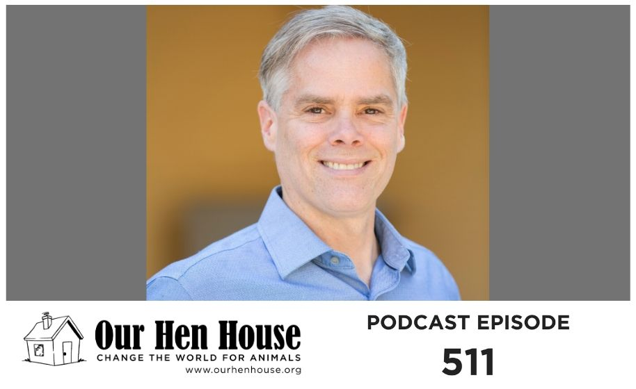 Episode 511: Stephen Wells on the Evolution of Animal Law
