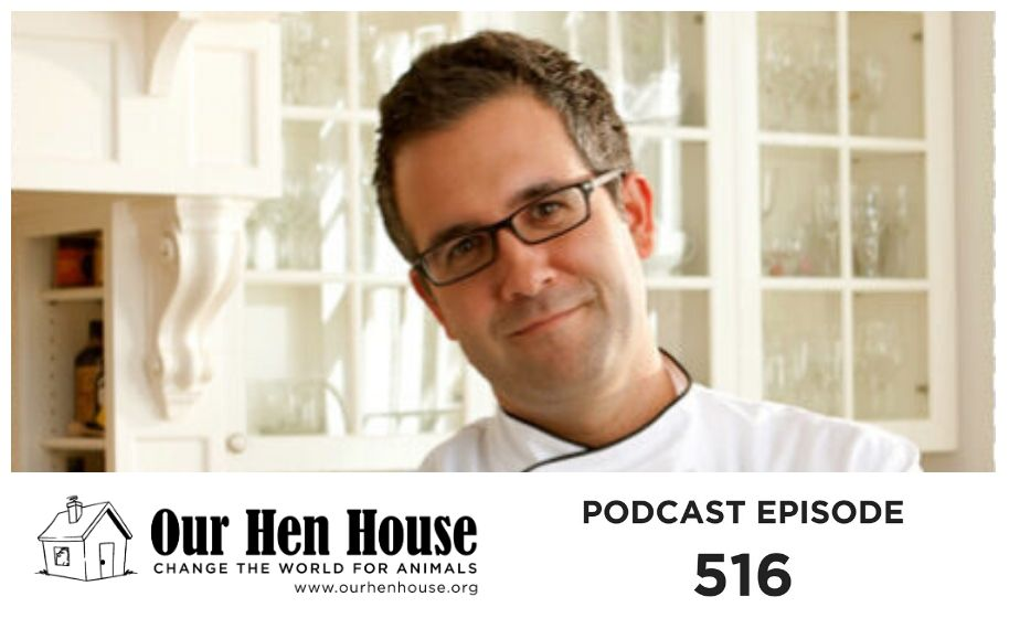 Episode 516: Chad Sarno on Wicked Healthy Food