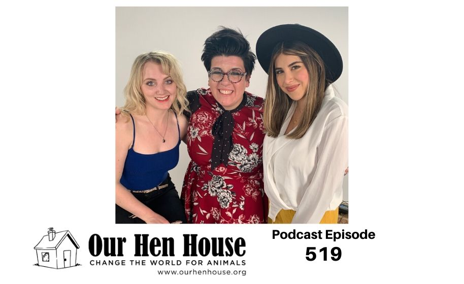 Episode 519: Evanna Lynch and Daniella Monet on Kinder Beauty, and Neta Rosenthal on Challenge22