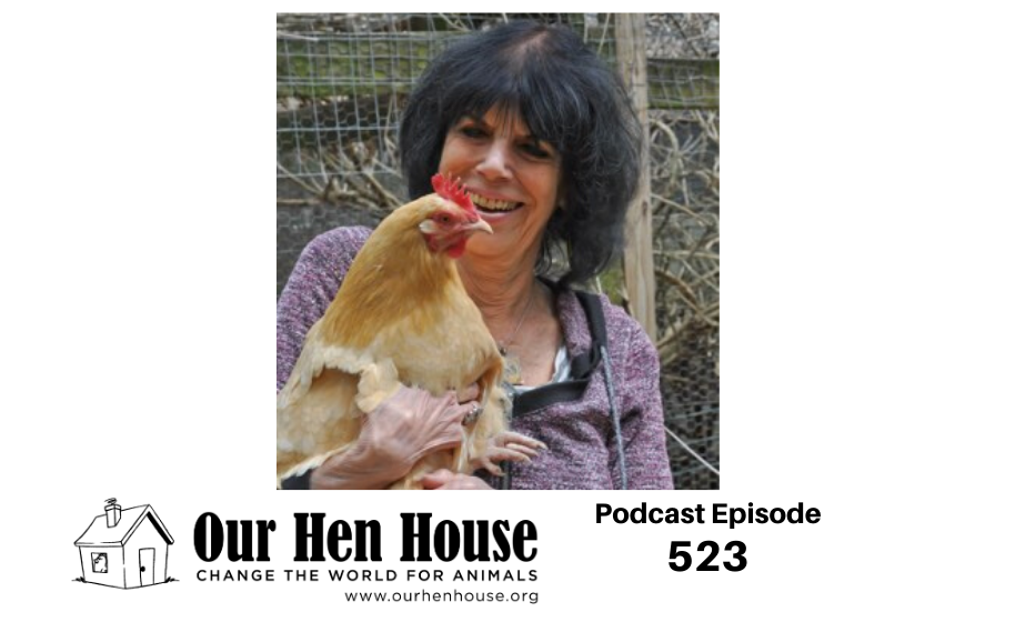 Episode 523: Karen Davis on Chickens and Fowl Language