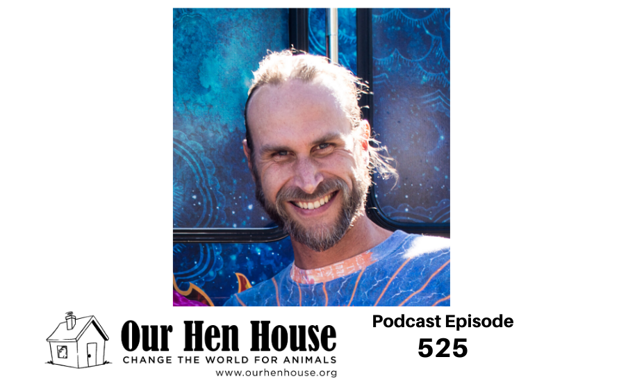 Episode 525: David Bronner on Veganic Regenerative Organic Agriculture