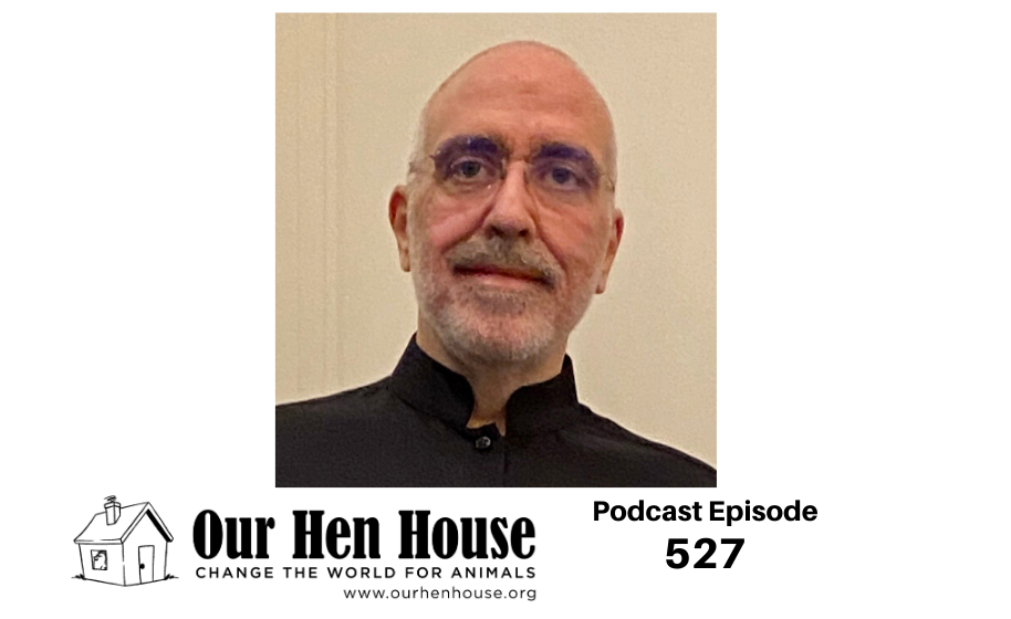 Episode 527: Sebastiano Cossia Castiglioni on Wine and Investing In a Vegan Future