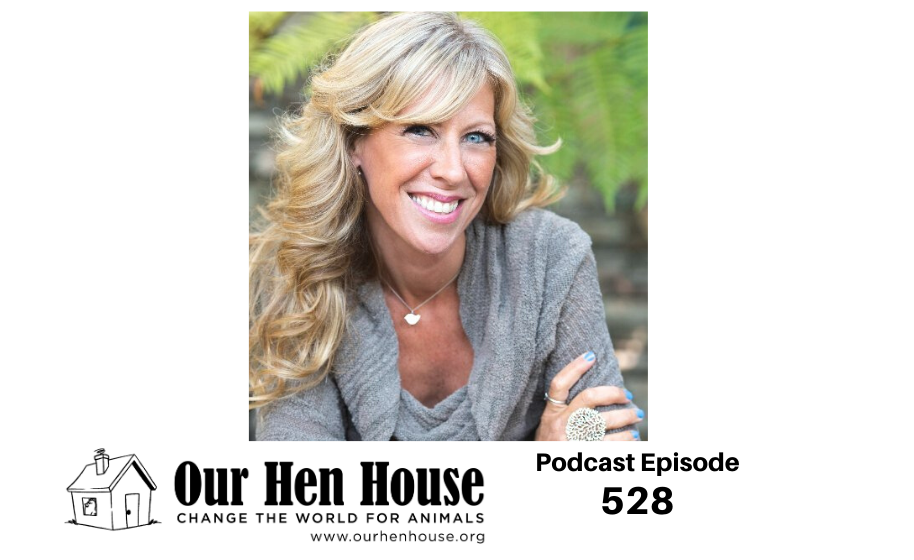 Episode 528: Colleen Patrick-Goudreau on Being a Joyful Vegan