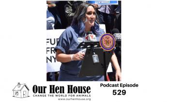 Episode 529: Allie Feldman Taylor on Voters For Animal Rights