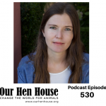 Episode 530: Brittany Michelson on Voices for Animal Liberation
