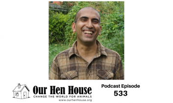 Episode 533: Robin Singh on the Rescue Work of India's Peepal Farms