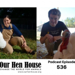 Episode 536: Lenore Braford and Paul Drake of Piedmont Farm Animal Refuge